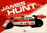 James Hunt - F1 1976