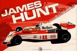 James Hunt - F1 1976
