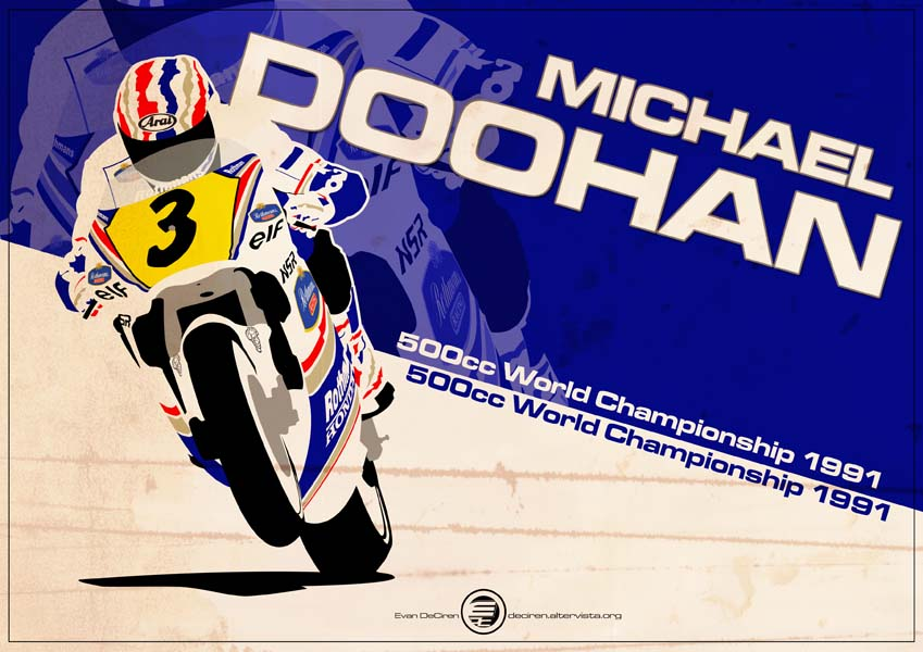 Mick Doohan - 500cc 1991