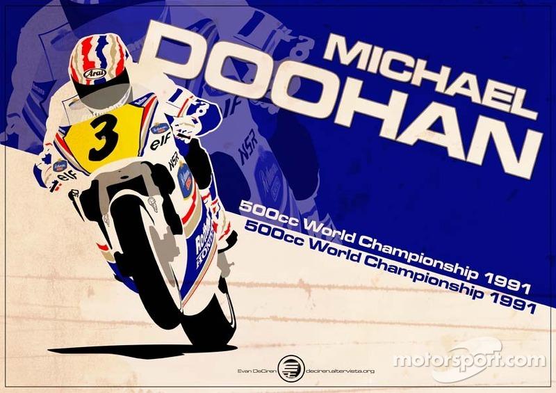 Mick Doohan - 500cc 1991