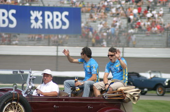 Driver Parade
