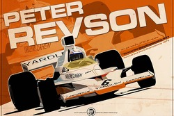 Peter Revson - F1 1973