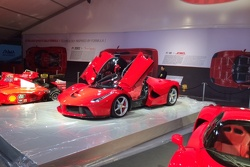 LAFerrari on Display