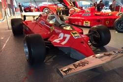 Gilles Villeneuve Historic F1 race car