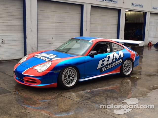 Brad McClure's BTM Motorwerks Porsche