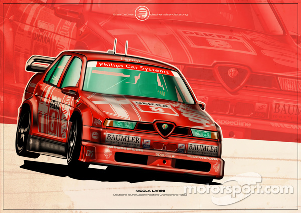 Nicola Larini - DTM 1993