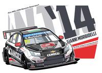 WTCC 2014 – Gianni Morbidelli