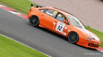 BTCC Oulton Park 2014