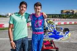 Stirling Fairman and Gustavo Rafols