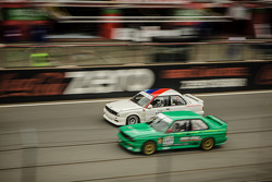 Historic pre-24h race. E30's going at it.