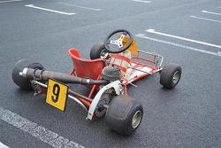 Ayrton Senna's 1981 DAP Kart