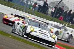 Battle in GTE Pro