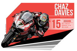 Chaz Davies - 2015 Aragon