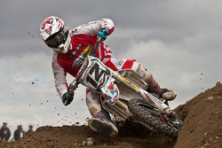 Honda SmarTop/ Moto Concepts rider Vince Friese 2014 MX2 winner is making a statement in MX1