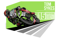 Tom Sykes - 2015 Donington Park