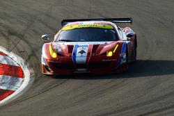 #83 AF Corse Ferrari 458 Italia - Perrodo, Collard & Aguas