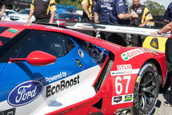 #67 Ford Chip Ganassi Racing Ford GT: Ryan Briscoe, Richard Westbrook