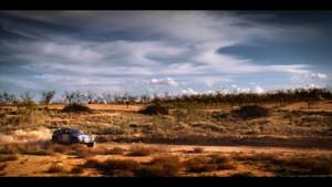 Rebull at Rallye Dakar 2011