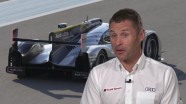 The Way to Le Mans - Interview Kristensen