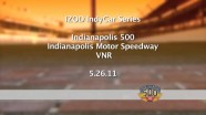 2011 - Indianapolis 500 - Media Day