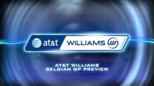 ATT Williams - Belgium GP Preview