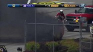 Trouble In Turn 3, Ragan On Fire - Talladega Superspeedway 2011