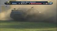 Black Flag and Big Crash - Daytona International Speedway 2011