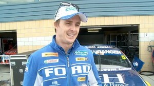 Interviews: Mark Winterbottom, Shane van Gisbergen & Paul Dumbrell - vision from the Gold Coast
