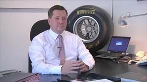 F1 Pirelli 2011 - Valencia - Paul Hembery Interview