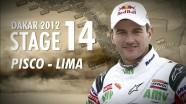 Dakar 2012 - Marc Coma - Stage 14