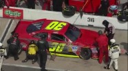 Stremme Pounds The Wall - Food City 500 - Bristol - 2012