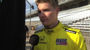 2012 - IndyCar - Indianapolis 500 - Practice Day 3