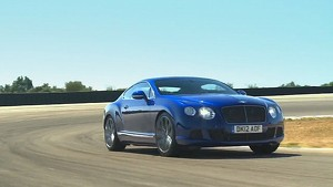 The Bentley Continental GT Speed