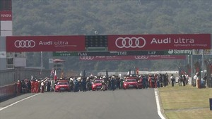 Audi Motorsports - Fuji 2012 - Race Highlights