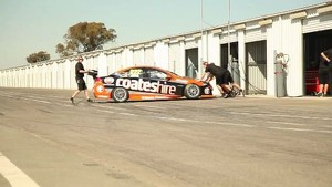 Young Gun to Fight for V8 Dunlop Crown in Sydney
