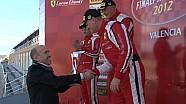 Finali Mondiali Ferrari 2012 - Ferrari Challenge NA/APAC - Race-1 Coppa Shell