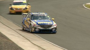 V8 star Lee Holdsworth ready for Mercedes AMG on the streets of Adelaide
