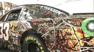 Sprint Cup Series GarageCam Replay: Las Vegas