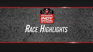 2013 Honda Indy Grand Prix of Alabama Highlights