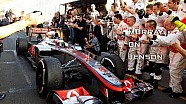 Murray Walker on Jenson: the gentleman racer