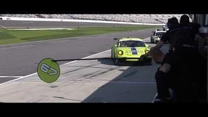 Grand AM Daytona 2013 - Porsche - Youth meets experience