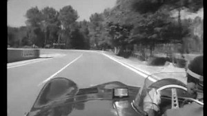 A Ride around Le Mans in 1956