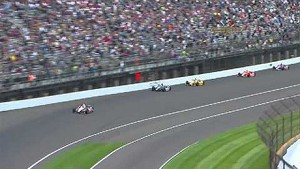 2013 Indy 500 Race Highlights