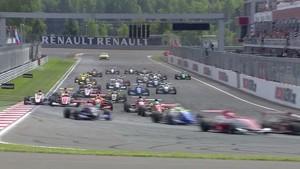 Eurocup Formula Renault 2.0 Moscow News 2013 - Race 2