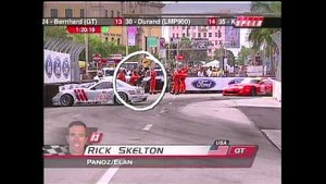 2003 Miami Race Broadcast - ALMS - Tequila Patron - ESPN - Sports Cars - Racing - USCR