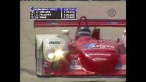 2003 Road Atlanta Race Broadcast - ALMS - Tequila Patron - ESPN - Sports Cars - Racing