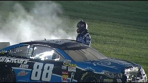 NASCAR Chicagoland Race Replay (2013)