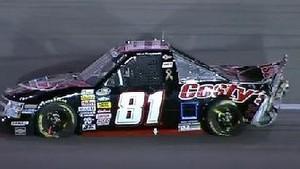 NASCAR Newberry's tough night continues | Smith's 350, Las Vegas (2013)
