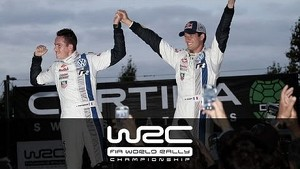 Stages 1-4: WRC Rallye de France-Alsace 2013