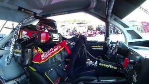 NASCAR in-car camera | Jeff Gordon Wins at Martinsville (2013)